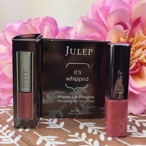 Julep it's Whipped Matte Lip Mousse Lipstick